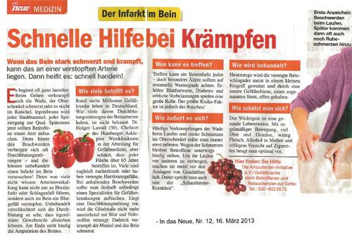 """""""das neue"""" Nr. 12 von 16. März 2013"""