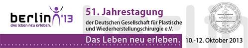51. Jahrestagung - Berlin, 10. - 12. Oktober 2013 – Das Leben neu erleben