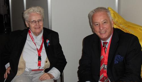 Foto: Dagmar Gail und Curt Diehm