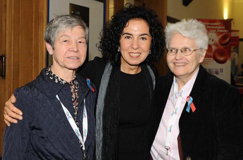 Foto: Frau Bauman, Frau Demirbüken-Wegner, Frau Gail