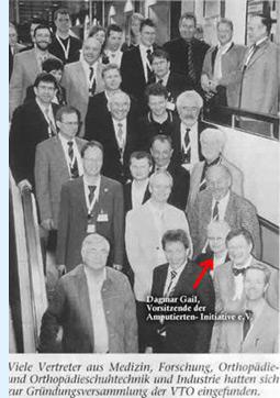 Gründungsmitglied in der VTO seit 2006