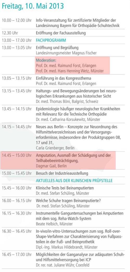 Garmisch-Partenkirchen vom 10. - 12. Mai 2013