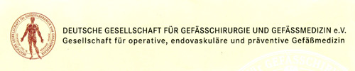 DGGG gratuliert der Amputierten-Initiative e.V. / Gefäßkranke zum 20-jährigen Jubiläum