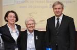 Karin Knufmann-Happe, Dagmar Gail, Klaus Wowereit