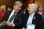 Klaus Wowereit und Dagmar Gail